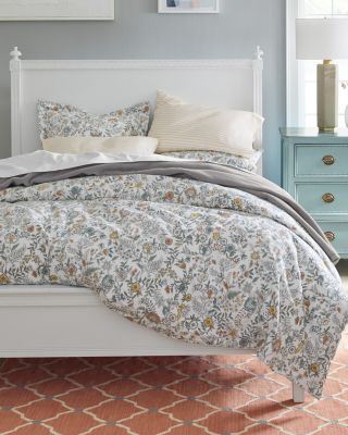 Audrey Paintbrush Flannel Sham