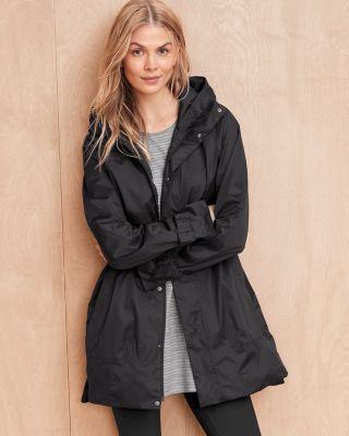 The North Face Women's City Breeze Rain Trench Coat