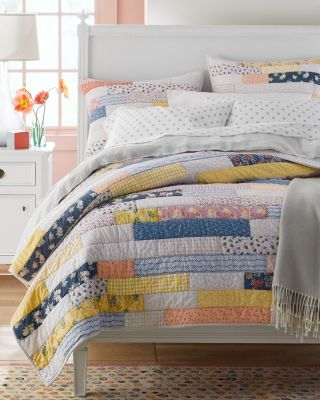 Maddie Patchwork Cotton Quilt