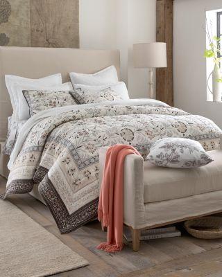 Carina Floral Cotton Quilt