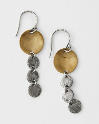 Kristen Mara Multi-Disk Earrings