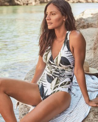 La Blanca Moment-of-Zen Mio Swimsuit