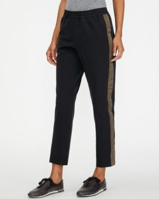 Women's Side-Stripe Sporty Trousers