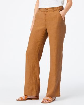 Classic Linen Trousers