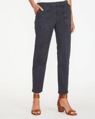 Slim Utility Chino Pants