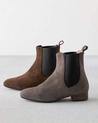 Martina Gored Italian Suede Boots