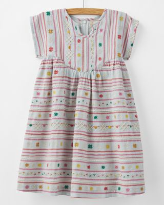 Girls' Juno Dress by Pink Chicken