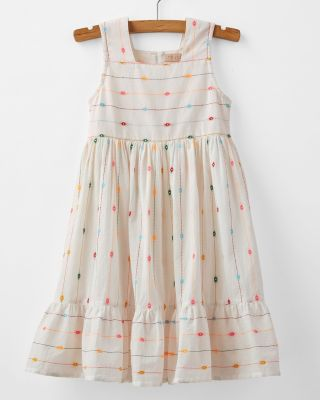 Girls' Wren Dress by Pink Chicken
