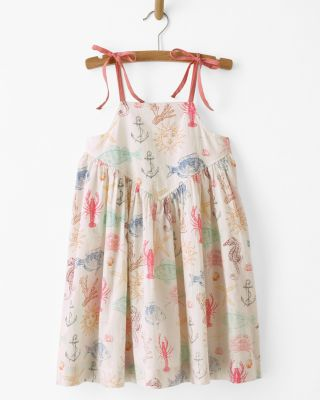 Girls' Monroe Dress by Pink Chicken
