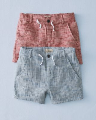 Me and Henry Boys' Woven Shorts