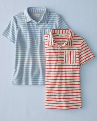Me and Henry Boys' Short-Sleeve Polo Shirt