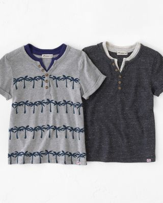Appaman Kids' Hilltop Henley Top