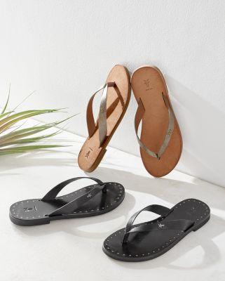 Frye Azalea Thong Sandals