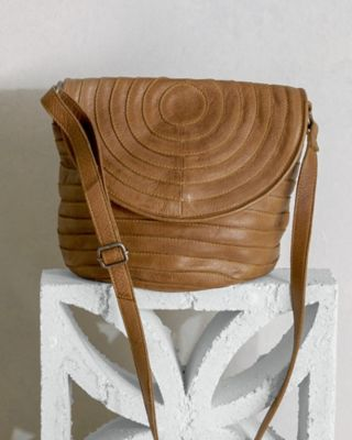 Latico Circular Cross-Body Bag