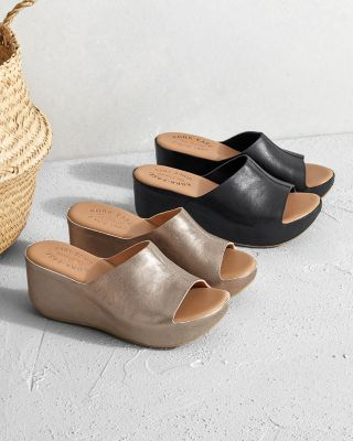 Kork-Ease Greer Wedge Sandals