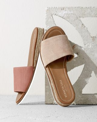 Kenneth Cole Fiona Slide Sandals