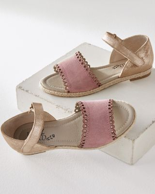 Kids' Jax and Bard Espadrille Sandals