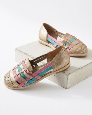 Kids' Jax and Bard Espadrille Shoes