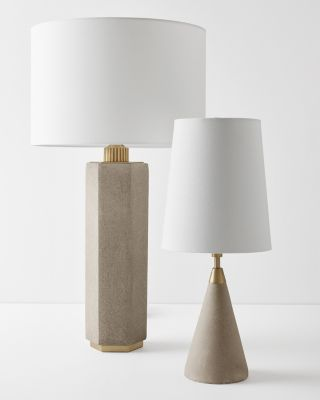 Concrete Lighting Collection