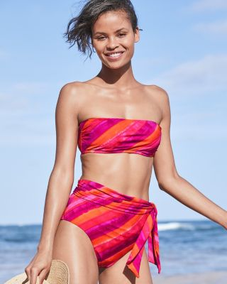 Ralph Lauren Painted Stripe Bikini
