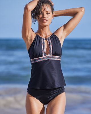 Kenneth Cole No Boundaries Tankini Swimsuit