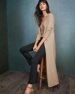 Classic Cashmere Duster