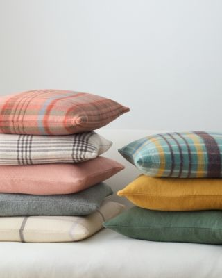 Wool & Cashmere Pillow Cover
