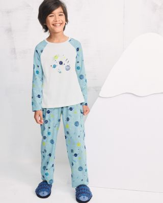 Boys' Pajama Sleep Set by Garnet Hill
