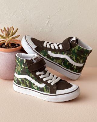Kids' Vans Sk8-Hi Sneakers