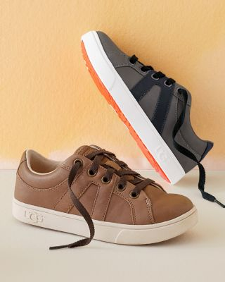 UGG Marcus Leather Sneakers for Boys