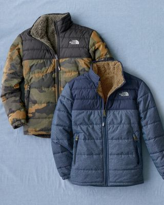 Boys' The North Face Reversible Mount Chimborazo Jacket