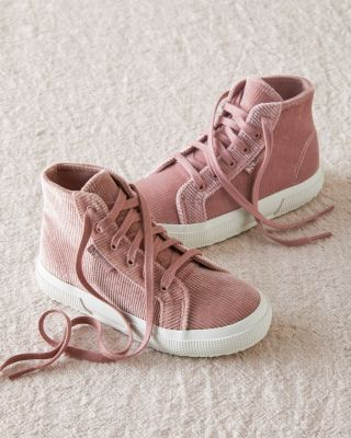 Superga Kids' High-Top Sneakers