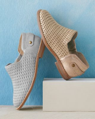 Jax & Bard Kids' Slip-On Shooties
