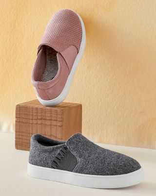 Kids' Wander Up Slip-On Shoes by Dr. Scholl's