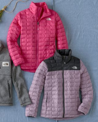 Girls' The North Face ThermoBall Eco Jacket
