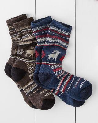 Men's Smartwool CHUP Polar View Crew Socks