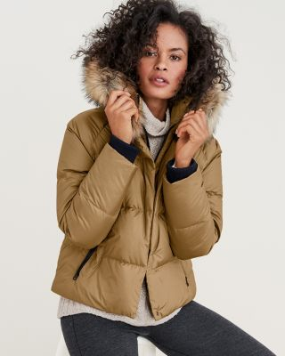 The North Face® Dealio Down Cropped Jacket