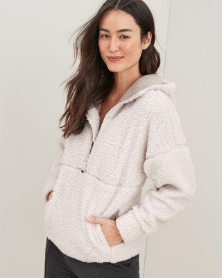 Women's prAna Permafrost Half-Zip Jacket