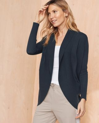 NEW Cinched-Back Cardigan
