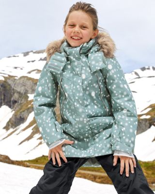 Girls' Reima Reimatec Snow Jacket