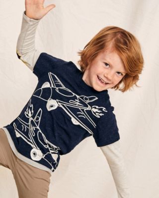 Boys' Repo Long-Sleeve Tee Shirt by Appaman