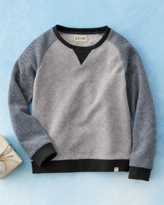 Boys' Me & Henry Cozy Sweatshirt