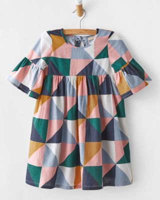 Girls' Ophelia Dress by Pink Chicken