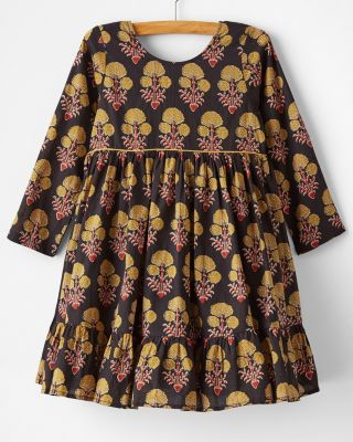 Girls' Coralee Dress by Pink Chicken