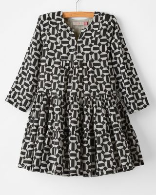 Girls' Penelope Dress by Pink Chicken