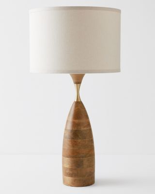 Holland Wood Table Lamp
