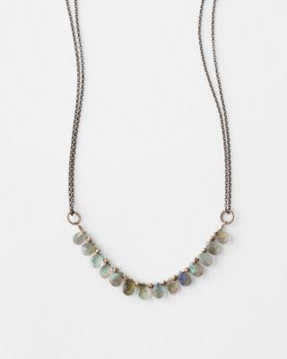 Robindira Unsworth Short Labradorite Necklace