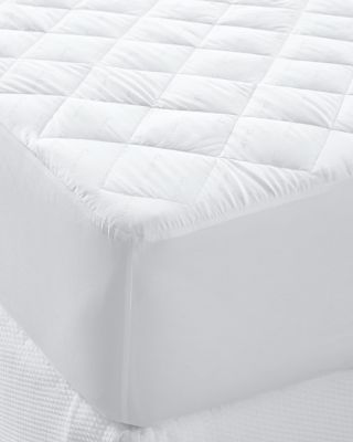Garnet Hill Signature Down Sateen Mattress Pad