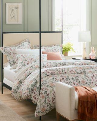 Wrinkle-Resistant Adelle Sateen Duvet Cover