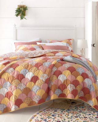 Margaux Vintage Style All-Season Cotton Quilt